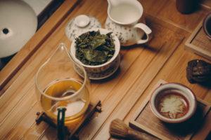 Tee Gedeck - Krippchen